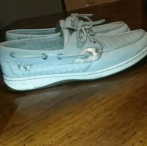 Sperry Top-Sider size 8 Gray